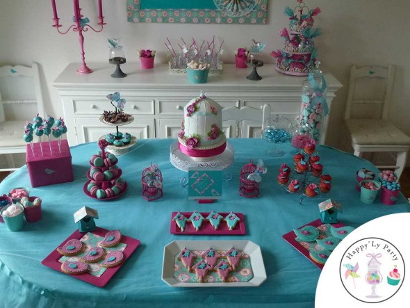 Nos Sweet Tables